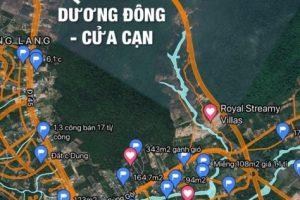 Phú Quốc: Kế hoạch thu hồi đất mở rộng đường Dương Đông – Gành Dầu