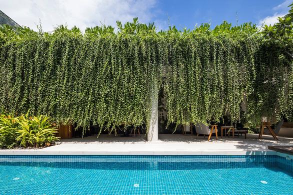 Wyndham Phú Quốc nổi bật và khác biệt với những mảng xanh mênh mang như những khu vườn của miền nhiệt đới