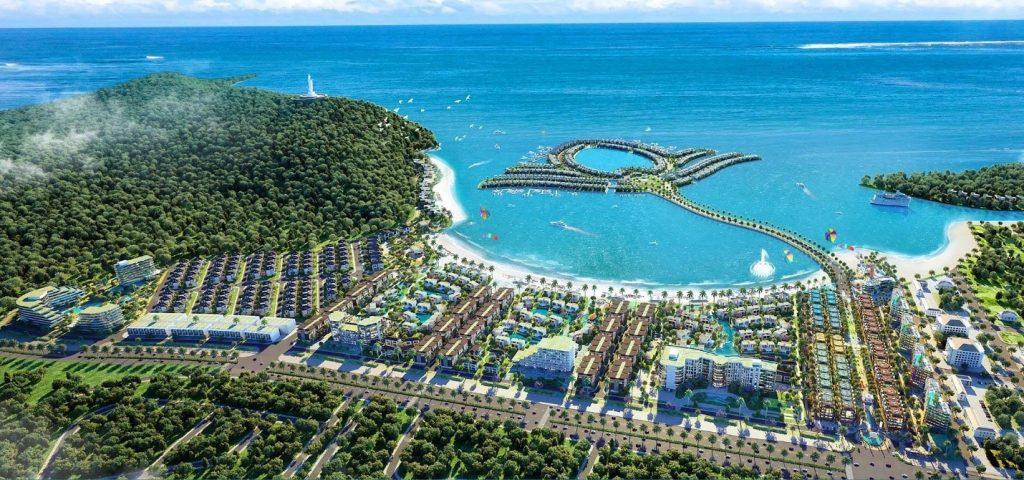 Phối cảnh dự án Selavia Phú Quốc