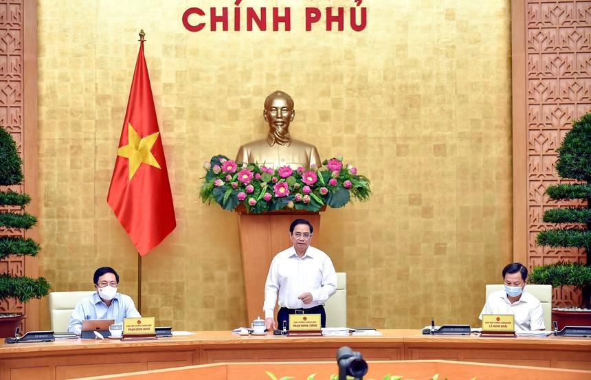 Thủ tướng cho rằng kiểm soát tốt dịch bệnh là yếu tố quyết định phục hồi kinh tế