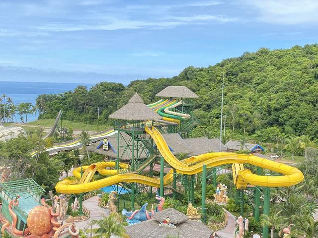 Công viên nước Aquatopia sẵn sàng đón chào du khách
