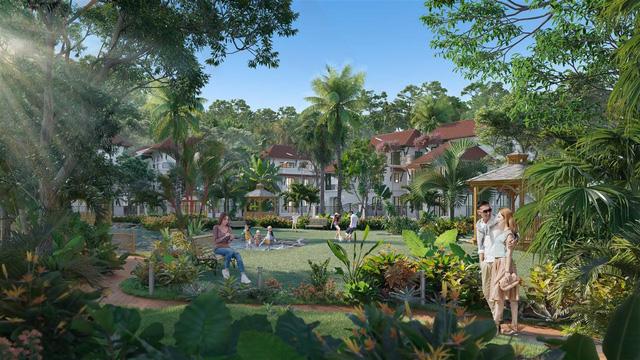 Sun Tropical Village Phú Quốc- Khu đô thị nghỉ dưỡng phong cách nhiệt đới