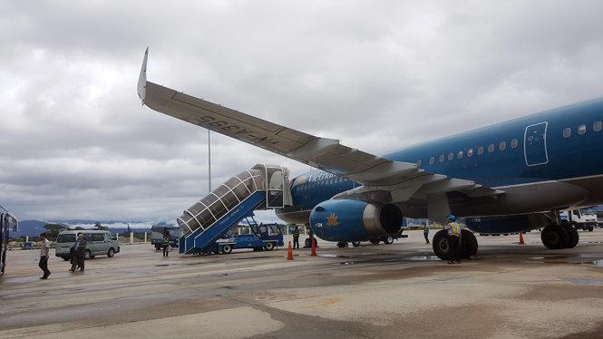 Các chuyến bay charter chỉ hạ cánh ở ba sân bayPhú Quốc, Cam Ranh và Đà Nẵng với tần suất 1 tuần/chuyến/sân bay.