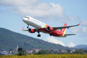 Từ 10/10, Vietjet sẵn sàng đón khách trên các chuyến bay xanh